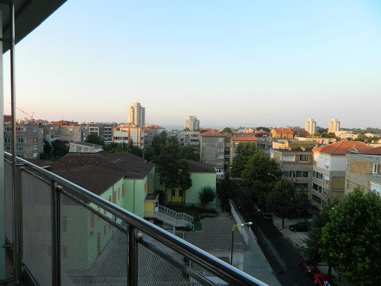 Marieta Palace: вид с балкона