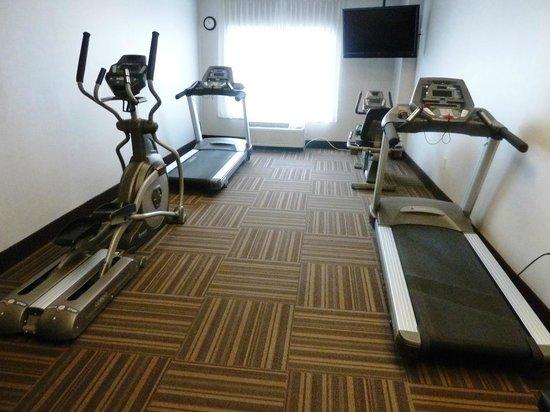 Wingate by Wyndham Cincinnati/Blue Ash: The small gym