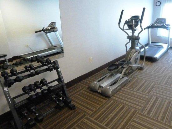 Wingate by Wyndham Cincinnati/Blue Ash: The basic gym