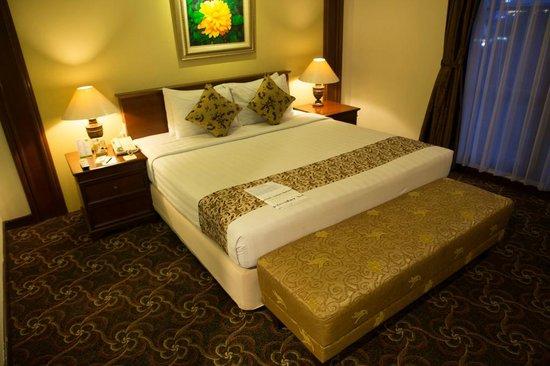 Arion Swiss-Belhotel Bandung : Nice room!