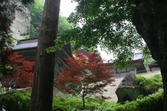 Risshaku-ji Temple: 山寺2