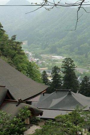 Risshaku-ji Temple: 山寺4