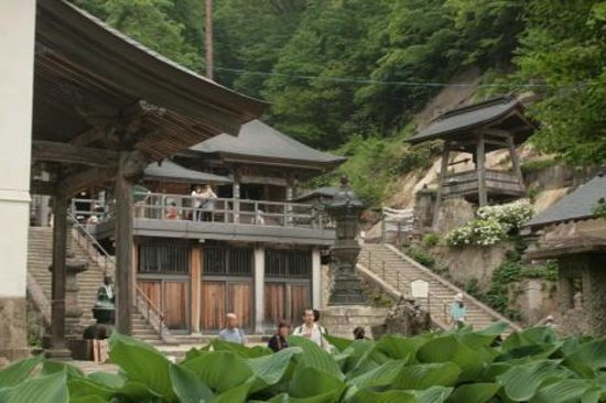 Risshaku-ji Temple: 山寺6