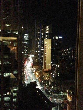 Hilton Sydney: Room 2319 view