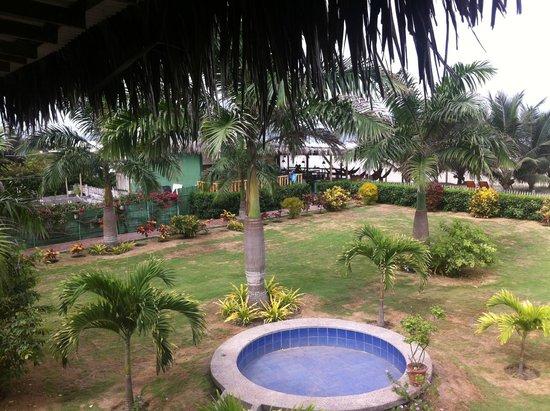 Hostal Kundalini: vista