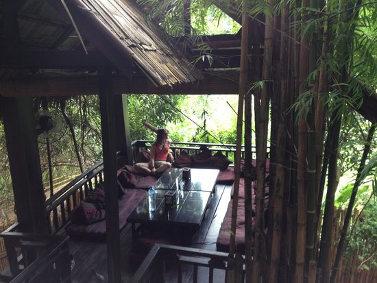 Dyen Sabai Restaurant: Totally chilled out!