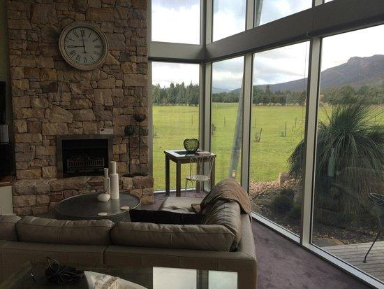 Aspect Villas: The views