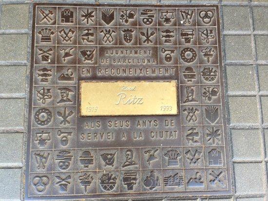 El Palace Hotel: It was the Ritz!!