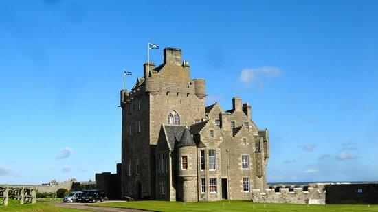 Ackergill Tower: A classic edifice