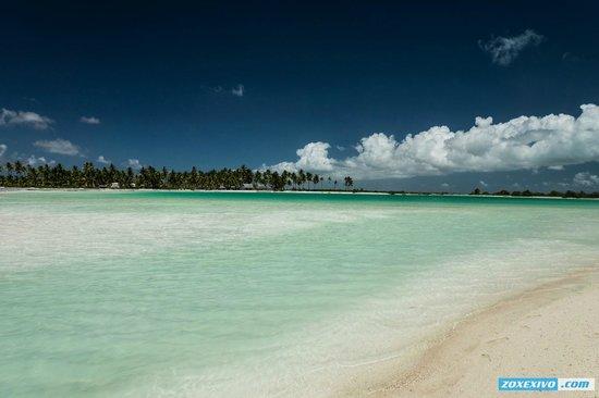 Captain Cook Hotel : Bathing lagoon