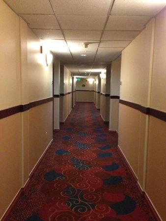 Best Western Plus Seattle/Federal Way : Hallway