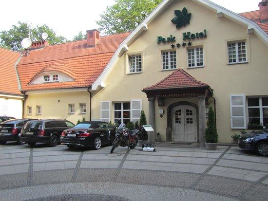 Park Hotel: kurz vor der Abreise
