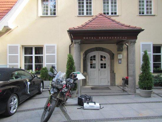 Park Hotel: beim packen