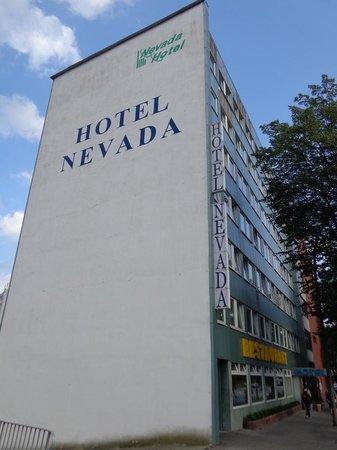 Hotel Nevada Hamburg: Hotel Nevada