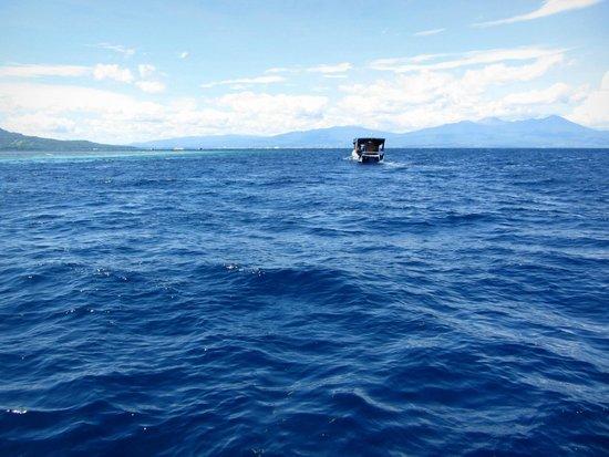 bunaken national marine park pemandangan laut bunaken