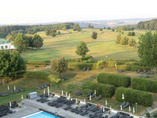 Reiters Supremehotel: Blick vom Balkon