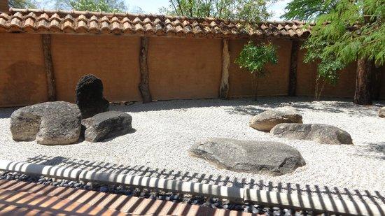 Tucson Botanical Gardens: Zen Garden