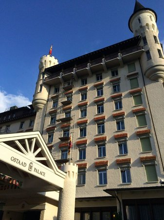 Gstaad Palace Hotel: The Palace