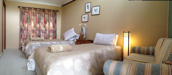 Forest Walks Lodge: Family suite
