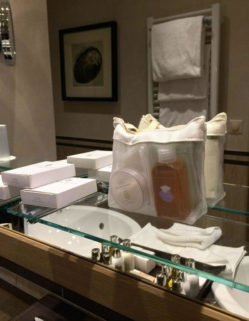 Gstaad Palace Hotel : brand amenities
