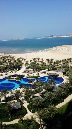 Waldorf Astoria Ras Al Khaimah: great view