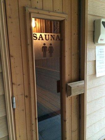 Maninarakorn Hotel: clean sauna