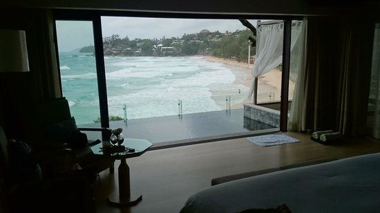 The Shore at Katathani: The Spectacular View From Bed