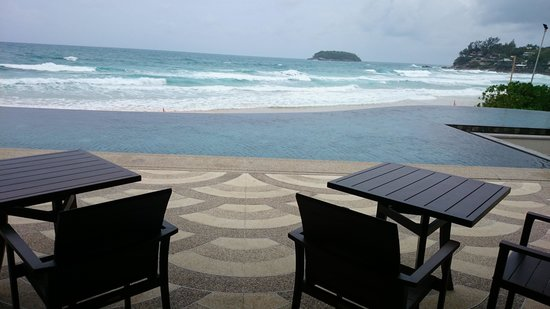 The Shore at Katathani: The View During Breakfast
