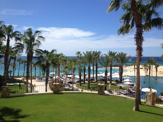 Hilton Los Cabos Beach & Golf Resort: View from lobby