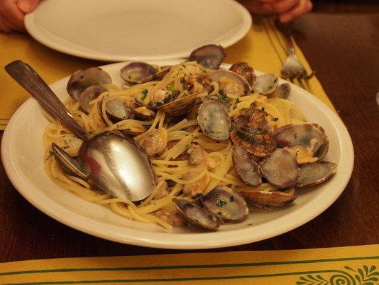 Osteria Ai Do Farai: spaghetti alle vongole