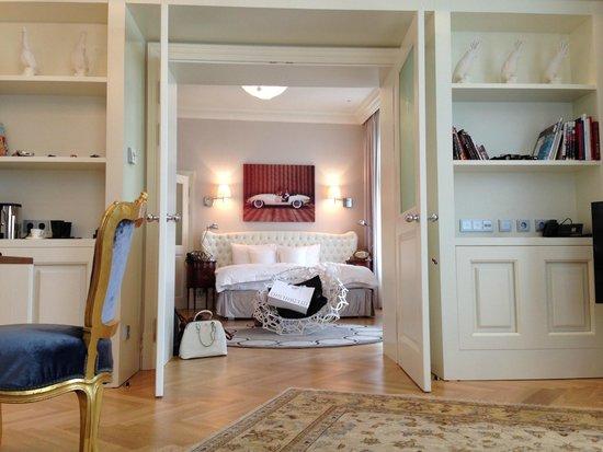 Hotel Sans Souci Wien: Jaguar-Suite