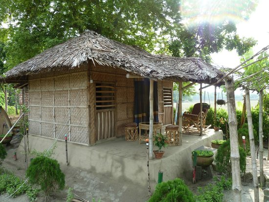Joar eco cottage khulna division bangladesh for Piani eco cottage