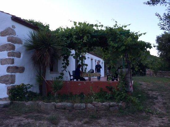 Farmhouse Stazzo  La Cerra: our quarters
