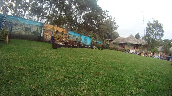 The Vijiji Center Lodge & Safari : traditionnal african event