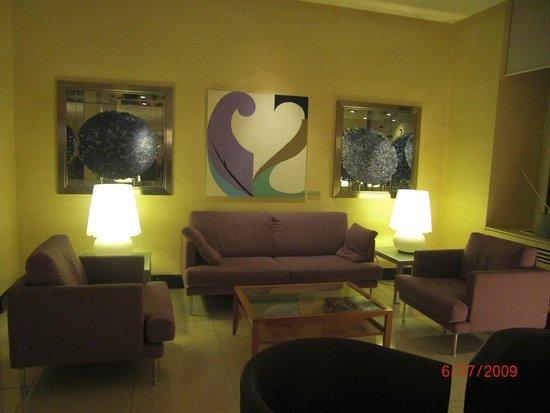 Capo d'Africa Hotel: Lobby