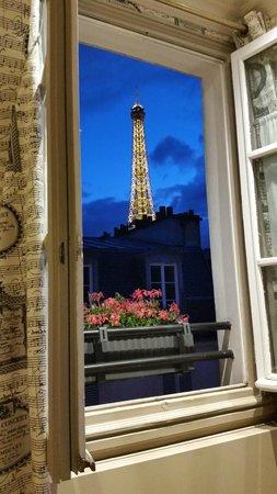 Hotel de Londres Eiffel: Room 062