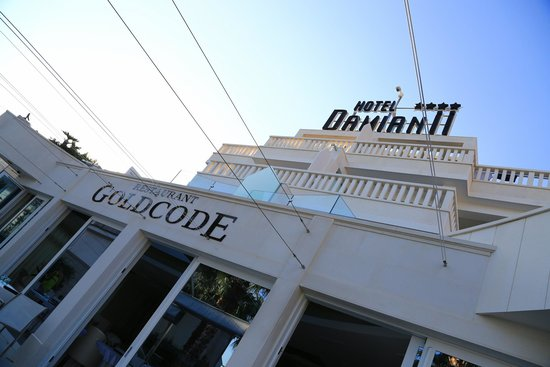 Hotel Damianii: Gebäude