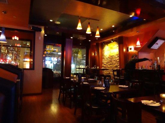 City Diner: Интерьер