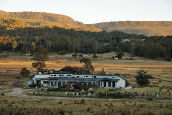 Forest Walks Lodge: Situated in a Hidden Valley