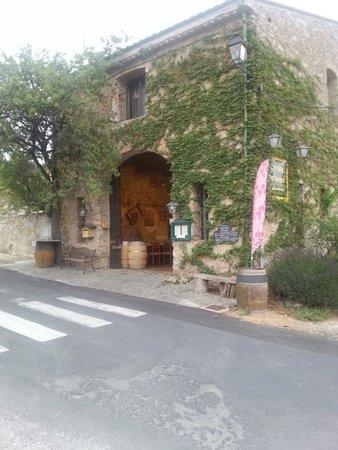 Restaurant La Cave D'agnes : La cave d'Agnès