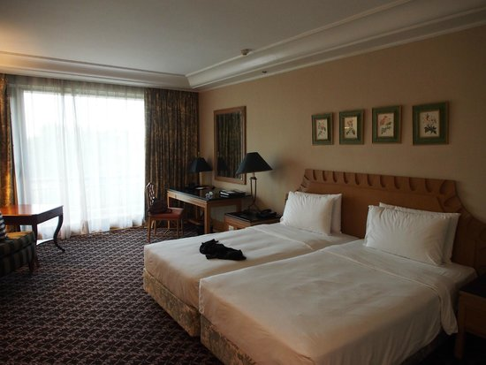 Swissotel Nai Lert Park: room