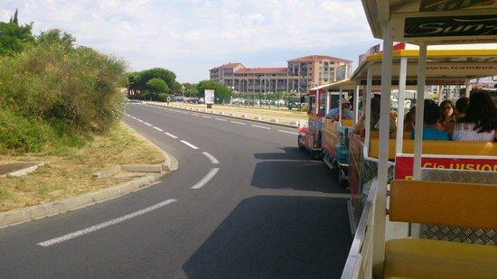 Trainbus