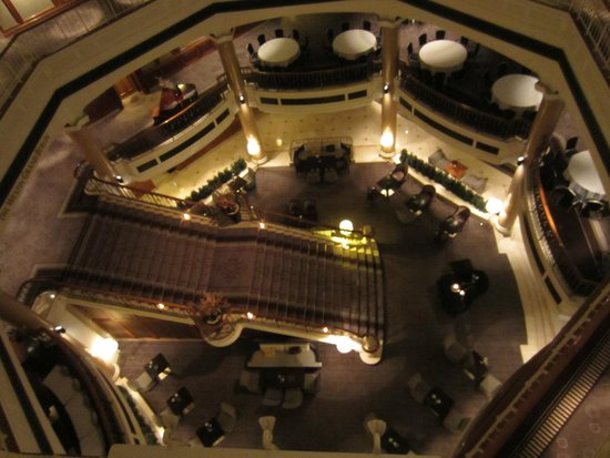 The Westin Grand Berlin : Hotel view