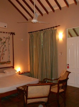 Sigiriya Village Hotel : hotel room. Spacious