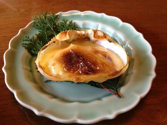 Japanese Cuisine Akino: コース料理(¥3000)