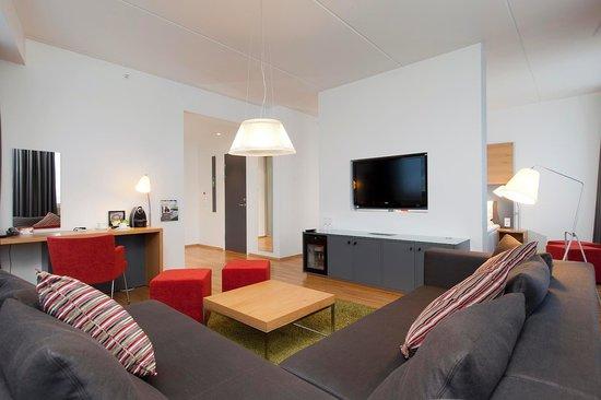 Thon Hotel Kirkenes: Suite