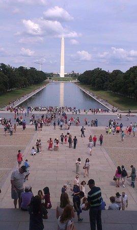 Lincoln Memorial: Lincoln