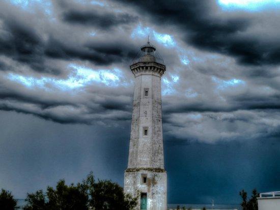 Oasi Le Dune Resort: Faro di Torre Canne