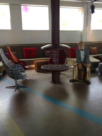 Icelandair Hotel Reykjavik Marina : fun design