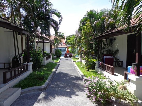 Chaweng Cove Beach Resort: les bungalows